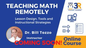 Online Course - Teaching Math Remotely